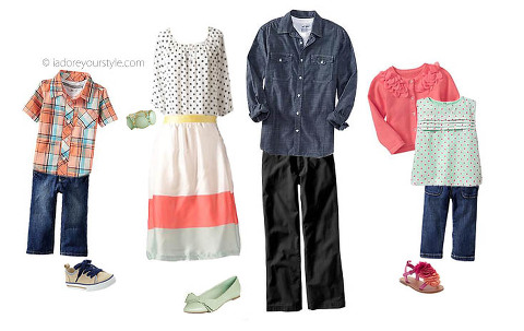 What to wear for family photos ct
